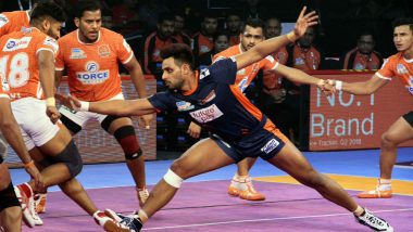 PKL 2018-19 Video Highlights: Bengal Warriors Registers Narrow 26-22 Win Over Puneri Paltan