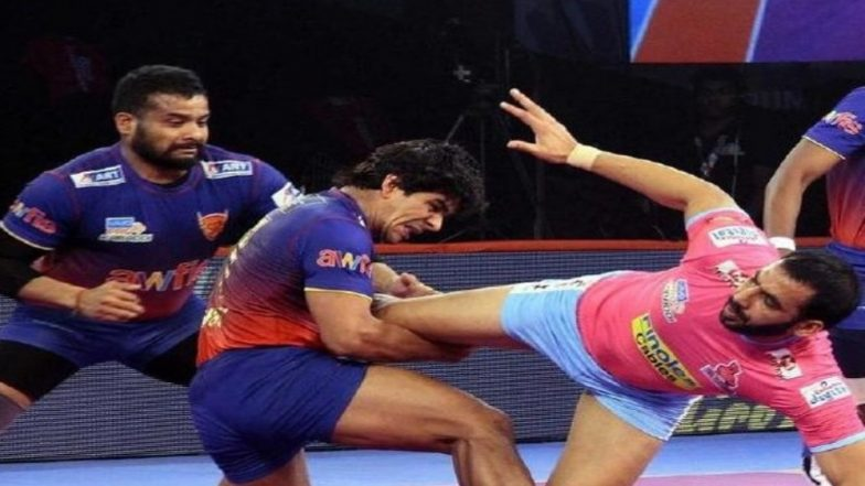 PKL 2018-19 Video Highlights: Dabang Delhi Beat Jaipur Pink Panthers 48-35
