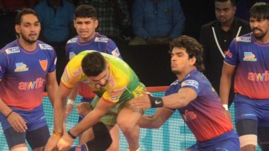 PKL 2018-19 Video Highlights: Patna Pirates Win Thrilling Encounter Against Dabang Delhi by 38-35