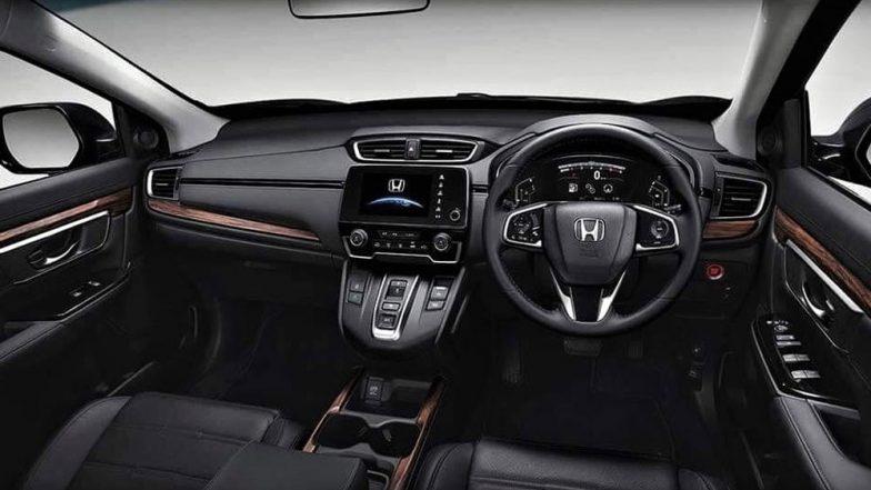Honda Cr V S Talking Car User Interface Coming To All Honda Cars