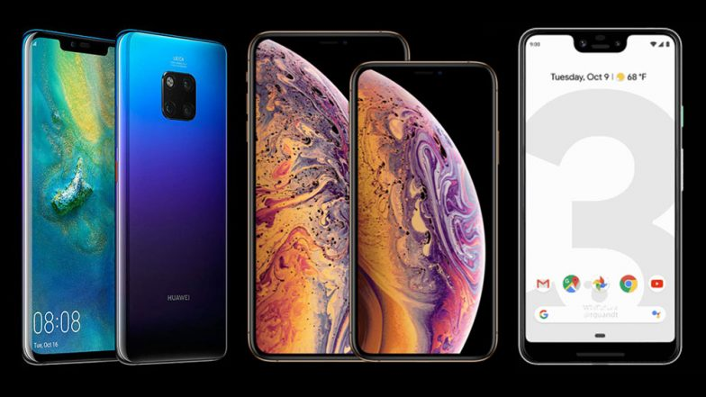 Huawei Mate 20 Pro VS Apple iPhone XS VS Google Pixel 3 XL: Price in India, Features, Specifications - Comparison