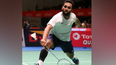 China Open Badminton 2018: Jonathan Christie Stuns Prannoy Kumar in Round-of-32