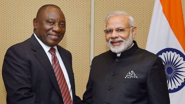 After Donald Trump's Snub, South African President Cyril Ramaphosa Likely to Be Be Chief Guest for Indian Republic Day 2019 Celebrations