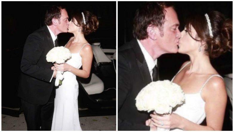 Quentin Tarantino Marries Longtime Girlfriend Daniella Pick