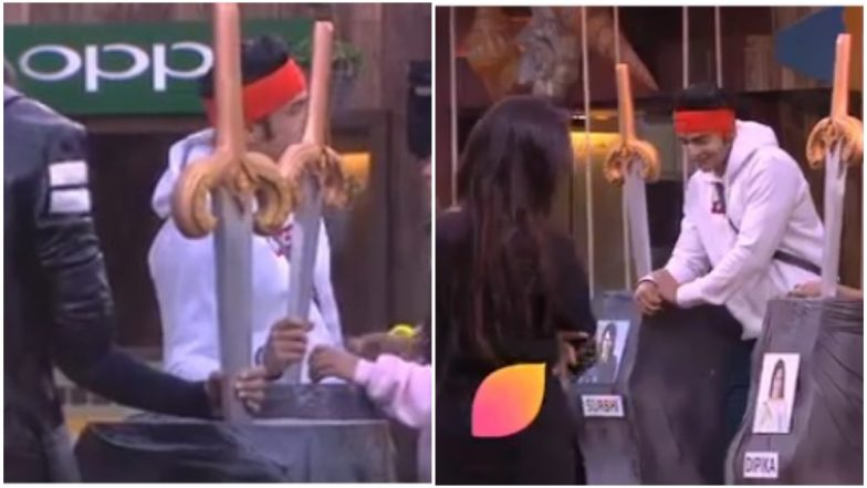 Bigg Boss 12: Eww! Rohit Suchanti PEES in His Pants During the Captaincy Task – Watch Video
