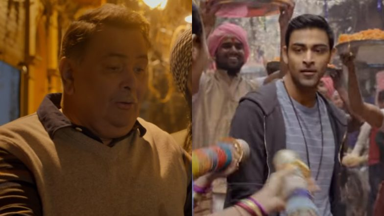 Rajma Chawal Trailer: Rishi Kapoor Catfishes His Son on Internet in This Film – Watch Video