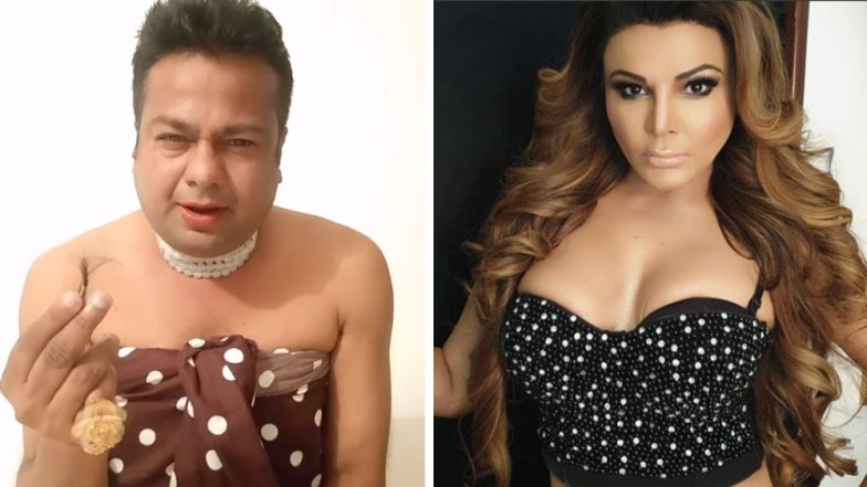 Rakhi Sawant and Deepak Kalal Announce Their Wedding So It's Time for Us to Leave This Planet