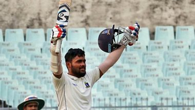 Ranji Trophy 2018-19 Roundup: Koushik Ghosh Ton Takes Bengal to 246/4 vs Madhya Pradesh on Day 1
