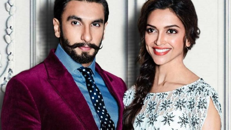 Ranveer Singh and Deepika Padukone to Leave for Their Italy Wedding Tonight – Read Details