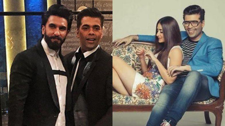 Karan Johar Talks About Working With Ranveer Singh and Kareena Kapoor in Takht