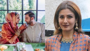 Raveena Tandon Reveals A Secret About Deepika Padukone to Ranveer Singh And It's Just Too Cute!