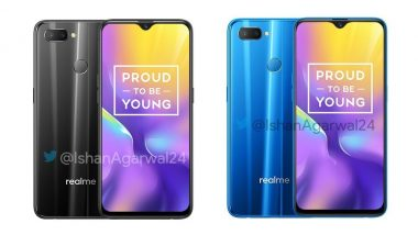 LIVE Updates: Realme U1 Smartphone with MediaTek Helio P70 Launched in India at Rs 11,999;  Online Sale on December 5 via Amazon