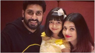 Abhishek Bachchan Dances Like Nobody Is Watching on Daughter Aaradhya's 7th Birthday – Watch Video