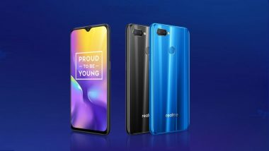 Realme U1 Smartphone To Go On Sale Tomorrow in India; Checkout Prices & Specifications