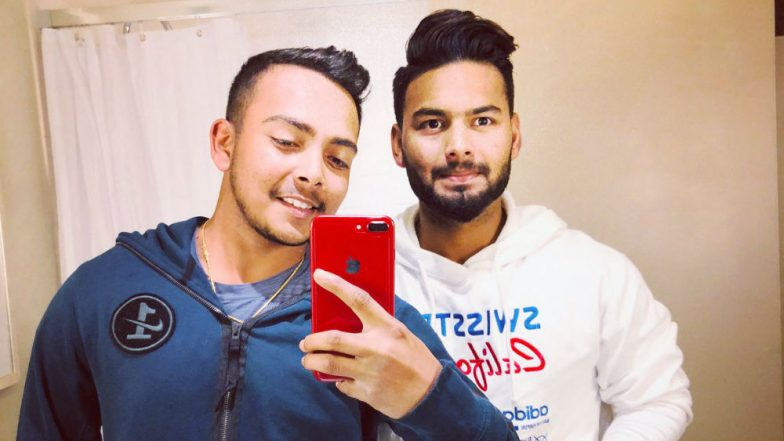 Ahead of IND vs AUS 3rd T20I Rishabh Pant Trolled on Twitter for Posting This Picture, Here's Why