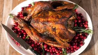 Thanksgiving 2018: What Are Health Benefits of Eating Turkey?