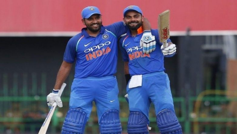 ICC Men's ODI Rankings 2019: Virat Kohli, Rohit Sharma Dominate Top Slots