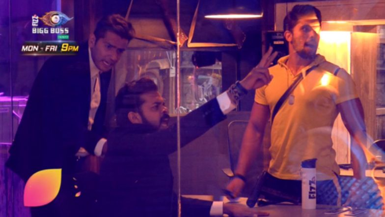 Bigg Boss 12: Sanchalaks and Partners Romil and Sreesanth Turn On Each Other