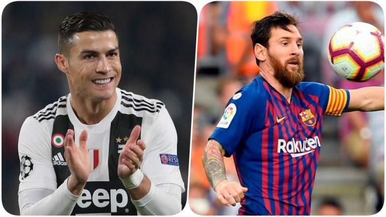 Cristiano Ronaldo vs Lionel Messi: Juventus Star Beats Barcelona Legend to Achieve This Major Champions League Record!