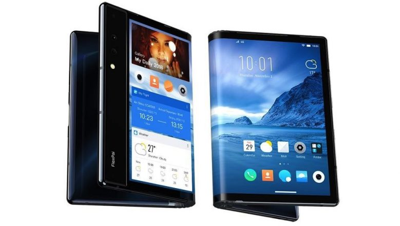 FlexiPai is World's First Foldable Smartphone; Priced at CNY 8999 Launched - Checkout Video