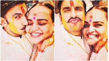 Ranveer Singh – Deepika Padukone Wedding: Casting Director Shanoo Sharma Shares Unseen Pictures From the Actor's Haldi Ceremony