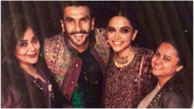 Deepika Padukone - Ranveer Singh Wedding: Here's Another Pic of the Power Couple From Their Chooda Ceremony