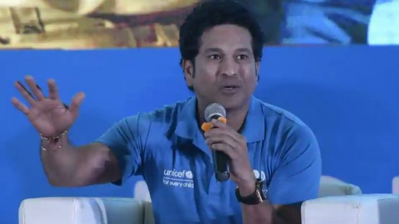 26/11 Mumbai Terror Attacks Anniversary: Sachin Tendulkar Pays Tribute to Martyrs; Says, 'We Shall Stand United And Tall Against Terror'