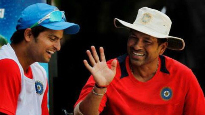 Suresh Raina Birthday: Sachin Tendulkar, Virender Sehwag and Others Wish the CSK Player As He Turns 32