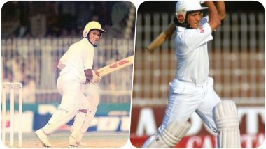 Sachin Tendulkar Recalls His Debut Test Match on November 15, 1989 Against Pakistan; Writes an Emotional Post!