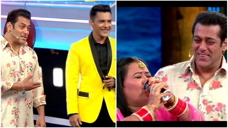 Bigg Boss 12: Housemates to Celebrate Diwali With Bharti Singh and Aditya Narayan in Weekend Ka Vaar