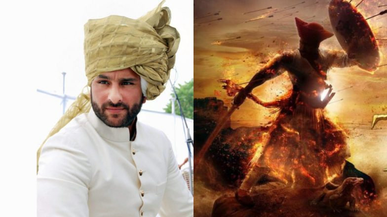 Saif Ali Khan Says He Was Worried About Working in Taanaji – Find Out Why