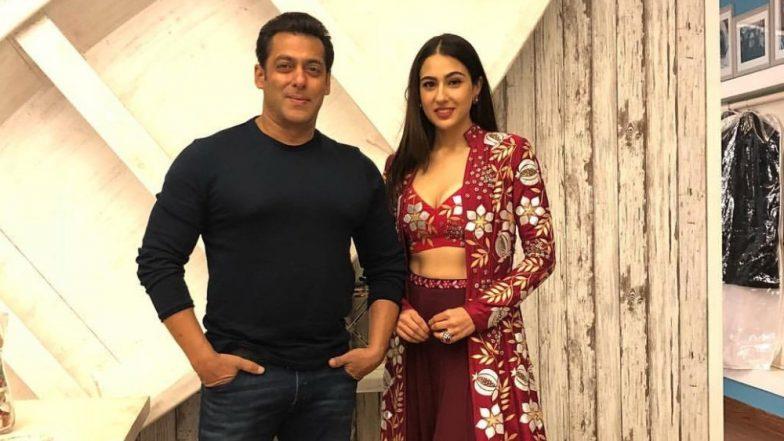 Bigg Boss 12: Salman Khan Shoots with Sara Ali Khan; Contestants to Meet Kedarnath Actress for the First Time – View Pic