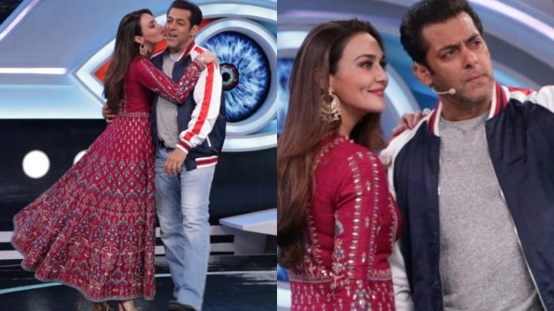 Bigg Boss 12: Preity Zinta Joins Salman Khan and We Are Starting a Petition to Make Them Work Together Again After Seeing the Pics