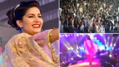 Sapna Choudhary Show in Bihar: 1 Gets Killed as Police Resorts to Lathi-Charge to Control Maddening Crowd