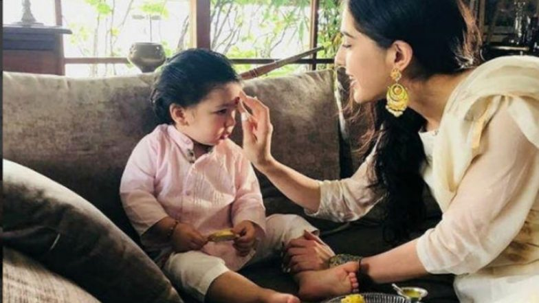 Sara Ali Khan on Paparazzi Frenzy around Brother Taimur: I Don't Think There Is Anything Anybody Can Really Do about It