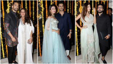 Arbaaz – Georgia, Neha – Angad, Divyanka – Vivek: Meet the Couples at Ekta Kapoor's Diwali Bash – View Pics