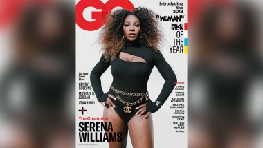 Serena Williams on GQ's Cover Page As 'Woman of The Year' Divides People on Social Media