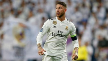 Sergio Ramos Defends Gareth Bale, Says, 'He is a Great Player'