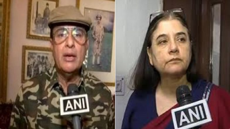 Tigress Avni's Killing: Shooter Shafat Ali Khan Defends Son, Hits Out at Maneka Gandhi For 'Baseless Allegations'