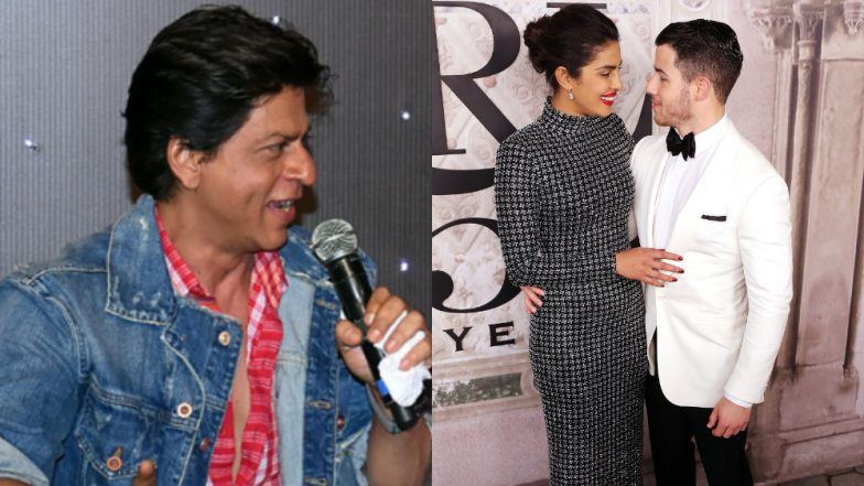 Zero Trailer Launch: Shah Rukh Khan Dodges Question About Priyanka Chopra-Nick Jonas Wedding - Watch Video