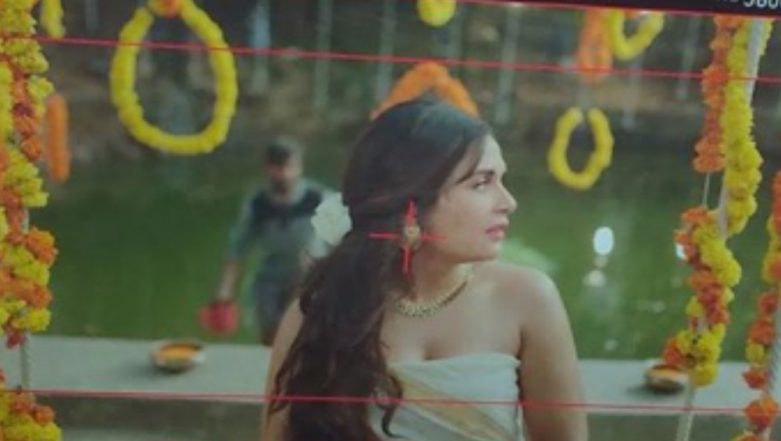Shakeela – Not a Porn Star! Richa Chadha's Film Gets a Cool Tagline and a Trippy Poster – View Pic