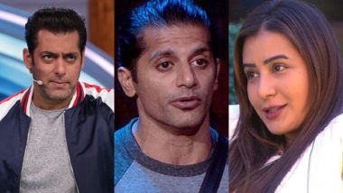 Shilpa Shinde Supports Salman Khan and Slams Karanvir Bohra; And We Are Not Surprised!