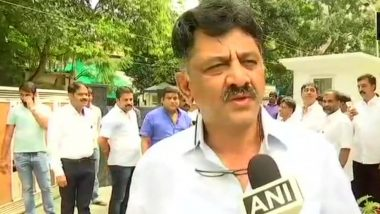 DK Shivakumar, Summoned by ED, Downplays Allegations of Corruptions Leveled Against Him in Money Laundering Case