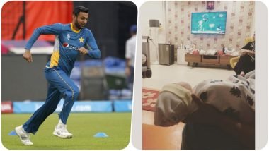 Shoaib Malik Pulls Out of T10 League to Spend Time With Son Izhaan