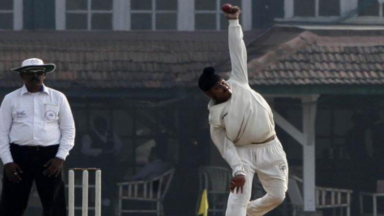 CK Nayudu Trophy U-23: Sidak Singh Snaps 10 Wickets in an Inning; Emulates Anil Kumble's Record