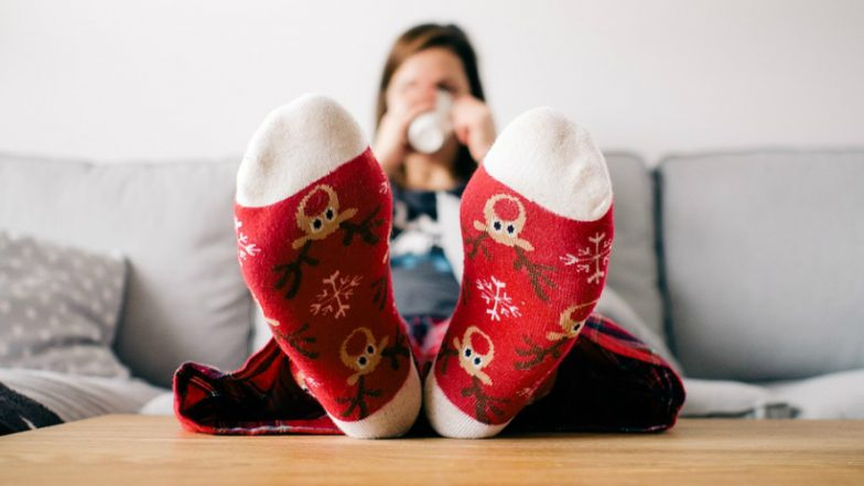 This Woman Makes Rs 84 Lakhs by Selling Her Stinky Socks; Here's How You Can Earn As Well