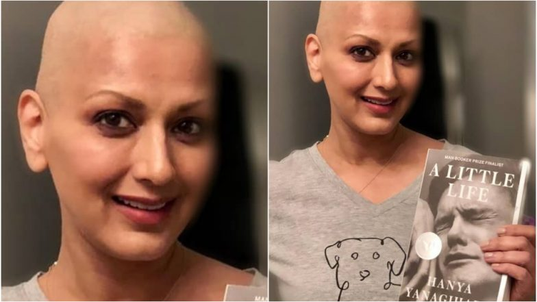 Sonali Bendre Health Update: Actress Gets Ready With Her Next Book