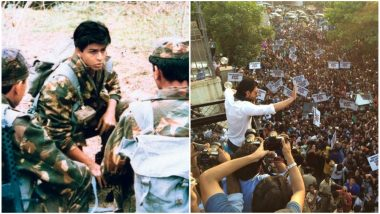 Shah Rukh Khan 53rd Birthday: SRK's Awe-Inspiring Journey To Superstardom Will Motivate You AGAIN! (Watch Video)