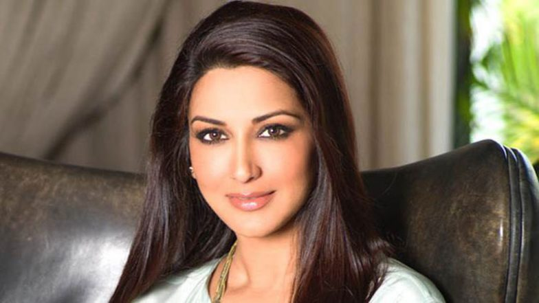Amidst Her Cancer Treatment, Sonali Bendre Announces Her Next Book – View Pic