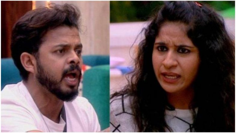 Bigg Boss 12: Surbhi Rana Gets Into an Ugly Fight, Makes Fun of Sreesanth's Slapgate Controversy – Watch Video